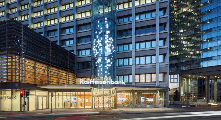 Raiffeisenlandesbank NÖ-Wien Meine Stadtbank